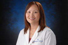 Khanh-Van Le-Bucklin, MD, senior associate dean for Medical Education