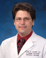 Jeffrey Suchard, MD, associate dean for Basic Science Education