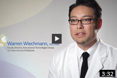 Learn how technology is changing medical education in this video